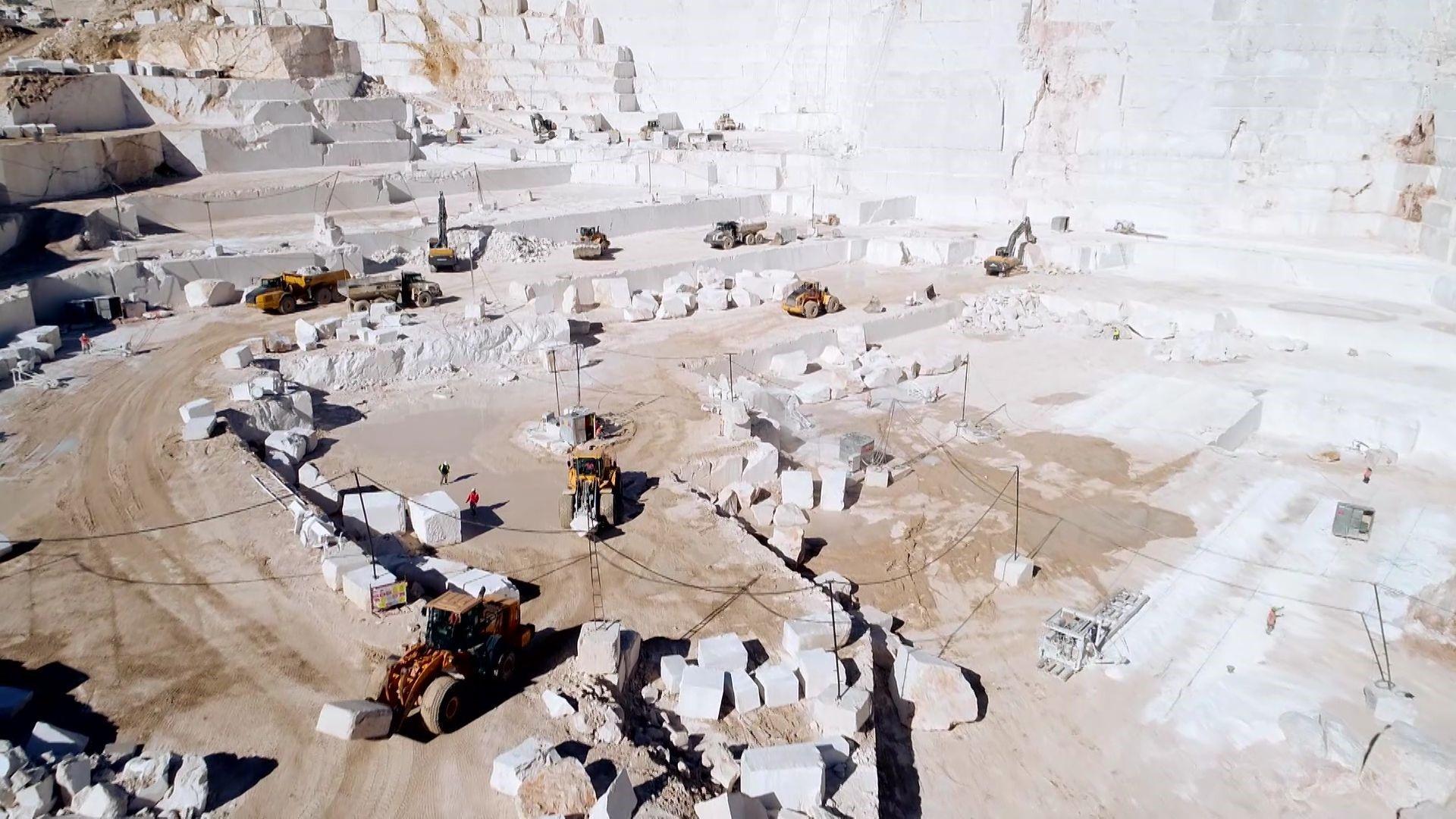 Gulmer Burdur Quarry